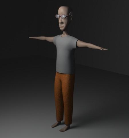 3D-009 Mad Scientist