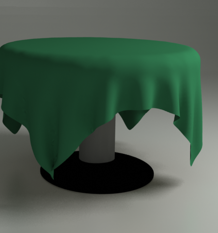 3D-018 TableCloth