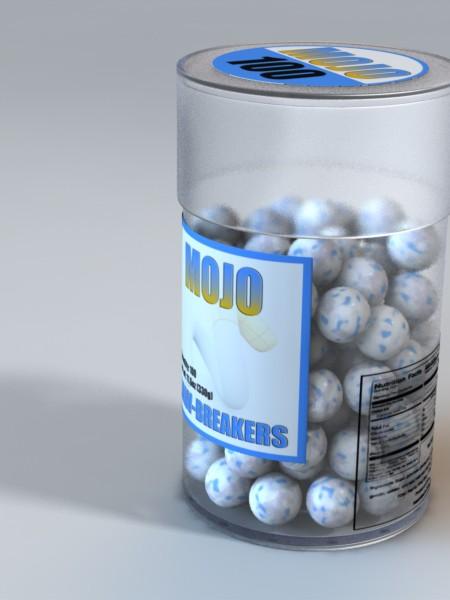 3D-019 Mojo Balls