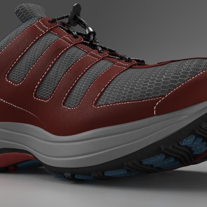 3D-024 Running Shoe