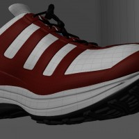 3D-024 Running Shoe_Hero Shot