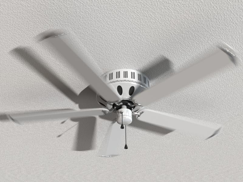 Ceiling Fan Ethereal 3d Online Store