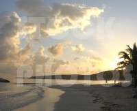 STK025_Beach Resort Sunrise.444x163