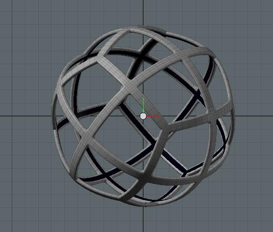 model emitter cage