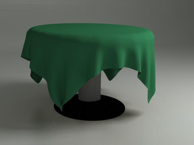 3D-018 TableCloth