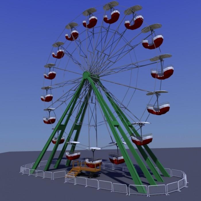 Ferris Wheel 01
